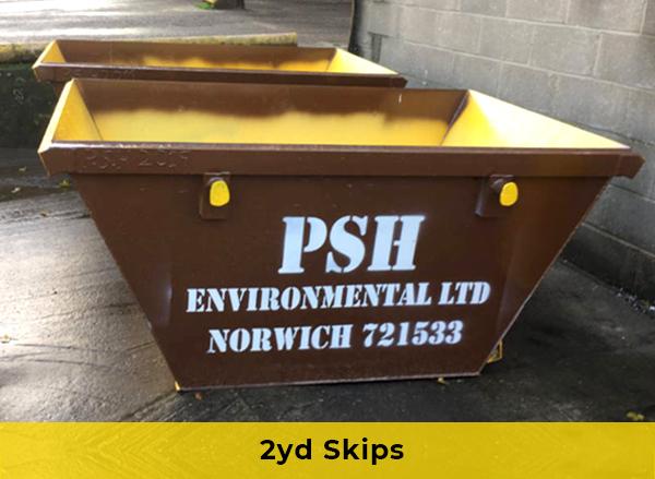Parker Skips Skip Hire Norwich